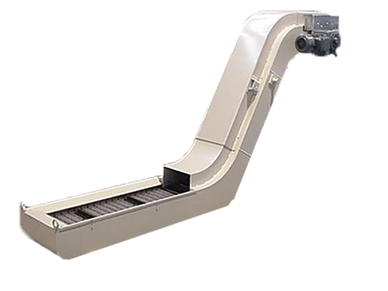 Tecnimetal International chip conveyors are designed to accurately and efficiently transfer high quantities of chips during demanding machine-tooling operations.